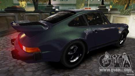 Porsche 911 1987 for GTA 4 left view