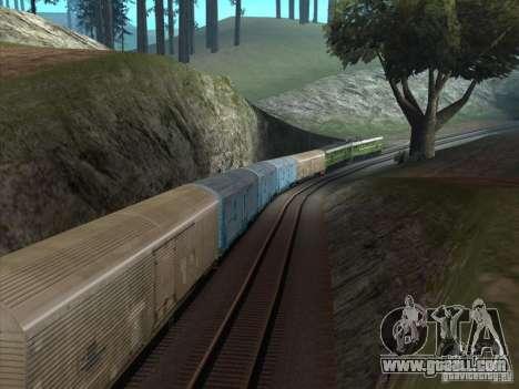 2te10u-0238 for GTA San Andreas back view