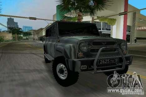 UAZ-3153 for GTA Vice City