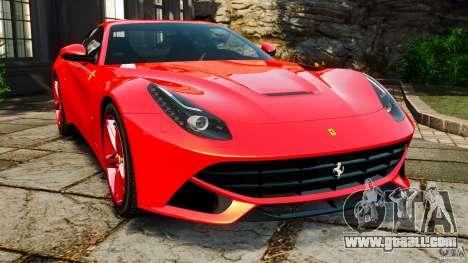 Ferrari F12 Berlinetta 2013 for GTA 4