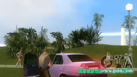 Alfa Romeo 155 Entry 1992 for GTA Vice City