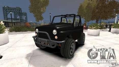 UAZ-3150 Varmint for GTA 4