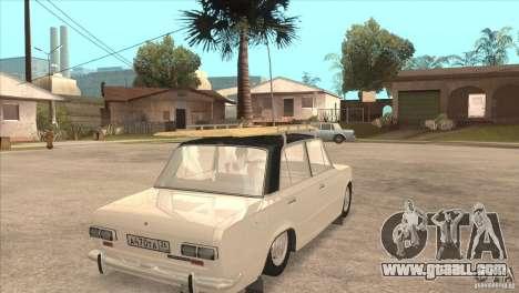 VAZ 2101 Dag for GTA San Andreas left view