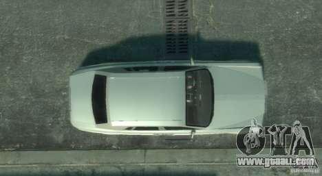 Rolls-Royce Phantom for GTA 4 side view