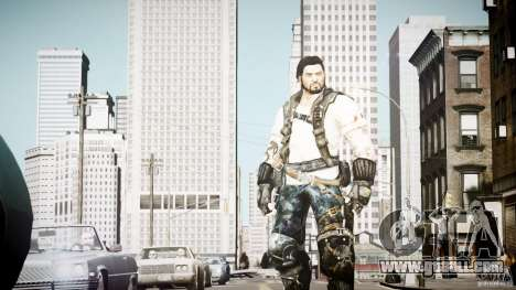 Jim Raynor for GTA 4 forth screenshot