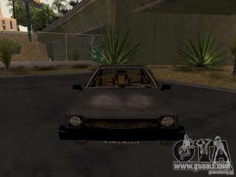 Slide 3 of CoD4-MW v2 for GTA San Andreas back left view
