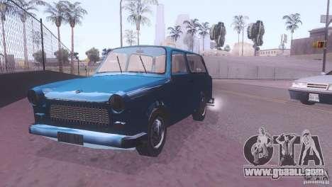 Trabant 601S for GTA San Andreas
