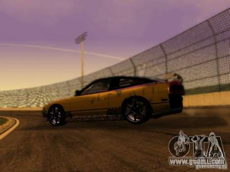 Nissan 240sx Street Drift for GTA San Andreas left view