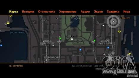 CG4 Radar Map for GTA 4 eighth screenshot