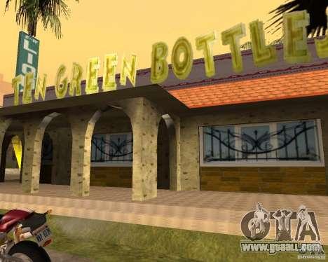 A new bar in Gantone for GTA San Andreas