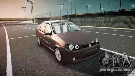 Fiat Albea Sole (Bug Fix) for GTA 4 right view