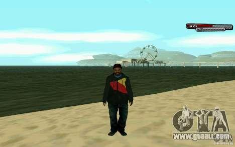 Drug Dealer HD Skin for GTA San Andreas fifth screenshot