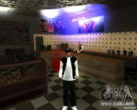 Stores The Restructuring for GTA San Andreas fifth screenshot