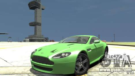 Aston Martin V8 Vantage N400 for GTA 4