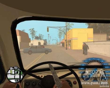 Normal hands CJâ for GTA San Andreas fifth screenshot