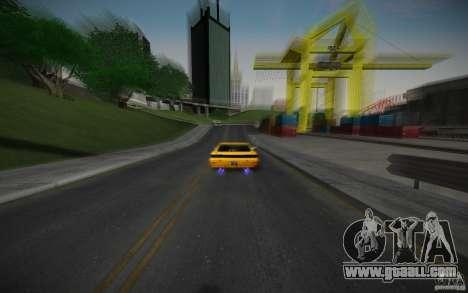 ENB Black Edition for GTA San Andreas sixth screenshot