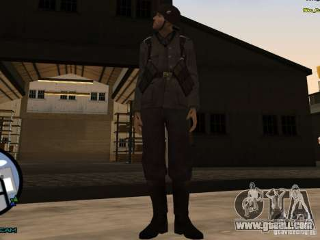 Unteroficer Of The Wehrmacht for GTA San Andreas second screenshot