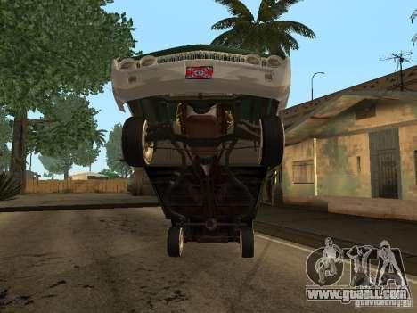 Mercury Park Lane Lowrider for GTA San Andreas inner view