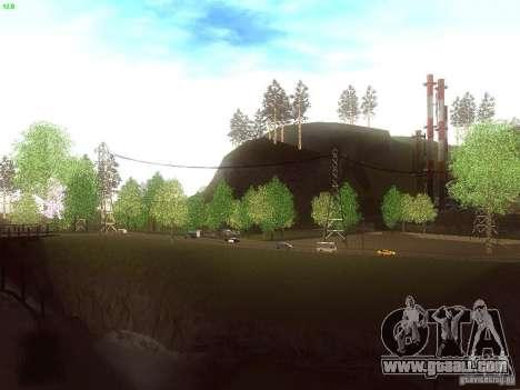 Spring Season v2 for GTA San Andreas seventh screenshot