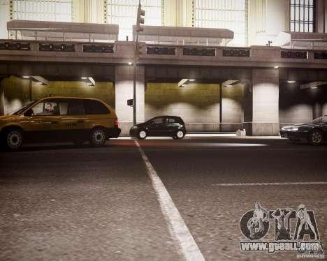 Volkswagen Fox 2011 for GTA 4 interior