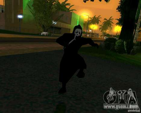 Scream (Scream) for GTA San Andreas