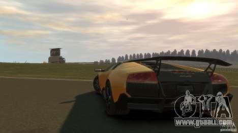 Lamborghini Murcielago VS LP 670 FINAL for GTA 4 right view