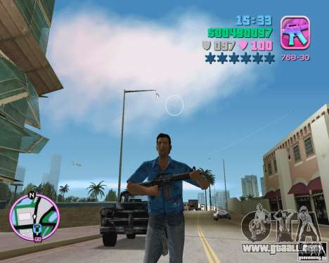 Skin from the BETA version for GTA Vice City