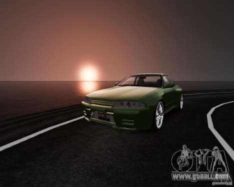 Nissan Skyline R32 GTS-t Veilside for GTA 4