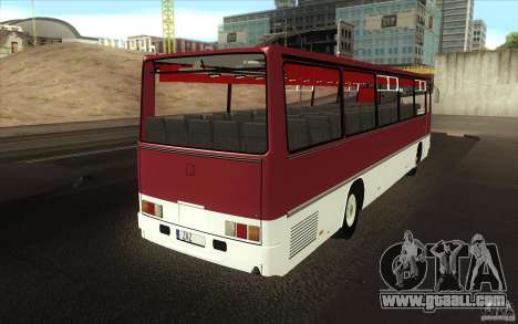IKARUS 250 for GTA San Andreas side view