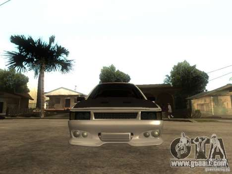 Renault 9 GTD for GTA San Andreas right view