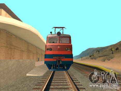 Vl10-1472 for GTA San Andreas back view