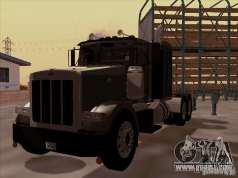 Peterbilt 378 for GTA San Andreas