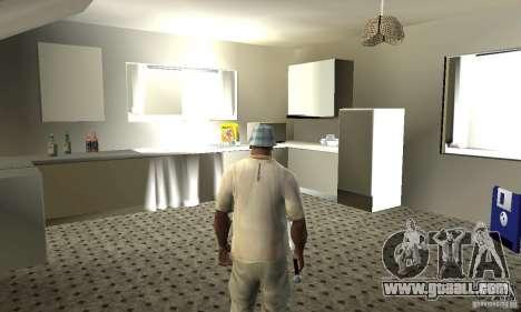 New Interiors - Mod for GTA San Andreas fifth screenshot
