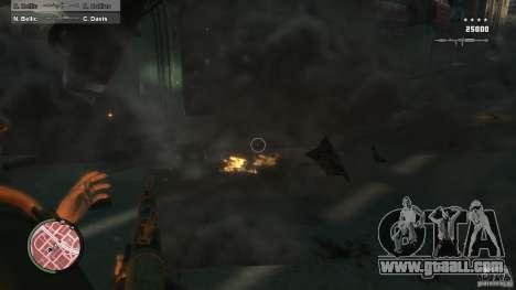 First Person Shooter Mod for GTA 4 ninth screenshot