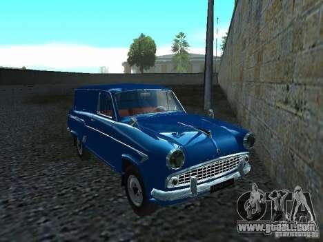 Moskvich 429 for GTA San Andreas
