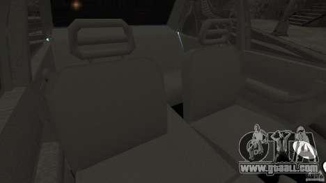 Tofas Dogan SLX EmreAKIN Edition for GTA 4 inner view