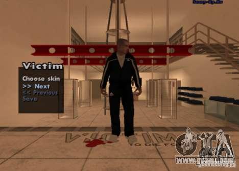 New skin Russian mafia # 1 for GTA San Andreas