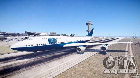 Pan Am Conversion for GTA 4