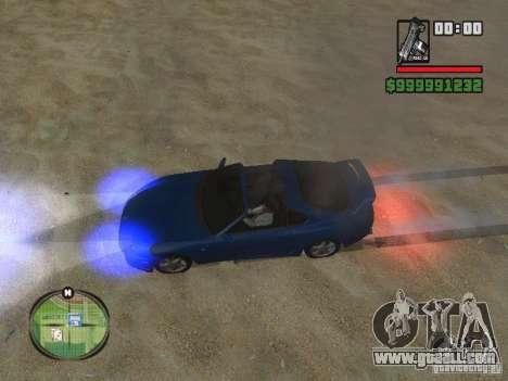 Xenon v3.0 for GTA San Andreas