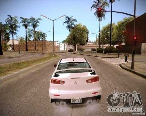 ENBSeries by slavheg for GTA San Andreas forth screenshot