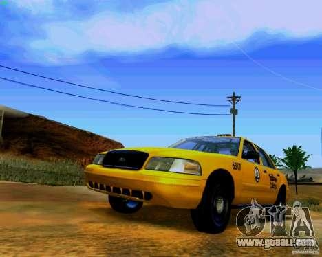 ENBSeries by S.T.A.L.K.E.R for GTA San Andreas sixth screenshot