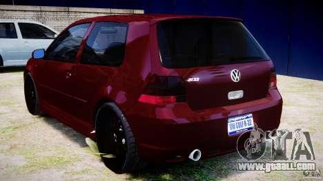 Volkswagen Golf IV R32 v2.0 for GTA 4 right view