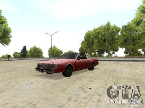 ENBSeries by Sashka911 for GTA San Andreas forth screenshot