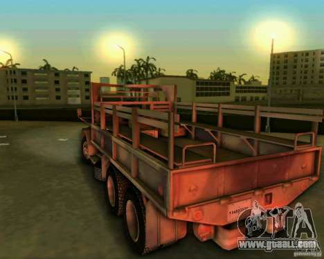 M352A for GTA Vice City right view