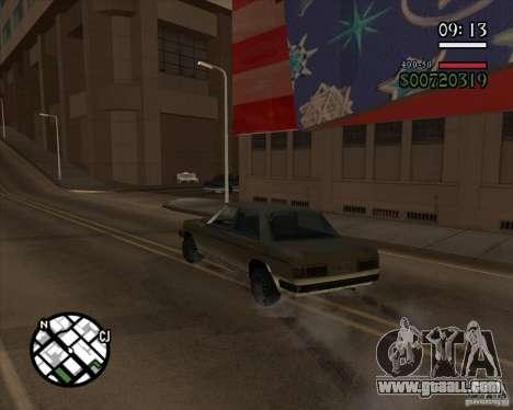 New pragmatic management for GTA San Andreas third screenshot