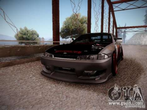 Nissan Silvia S14 Hell for GTA San Andreas right view