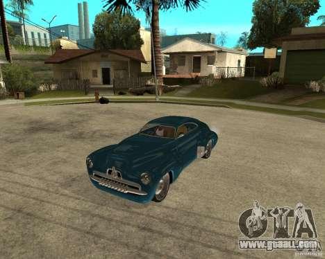 Holden Efijy for GTA San Andreas