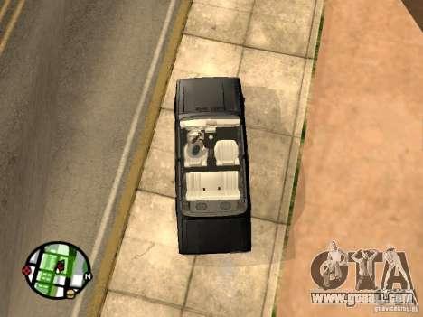 Vaz 2105 Gig v1.3 for GTA San Andreas right view
