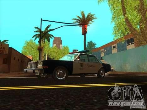 Dodge Diplomat 1985 LAPD Police for GTA San Andreas