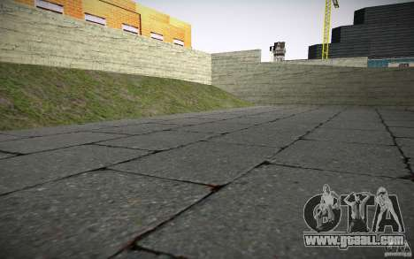 HD Fire Department for GTA San Andreas seventh screenshot